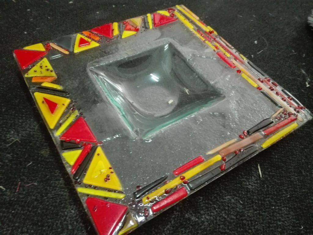 Svuotatasche in vetro