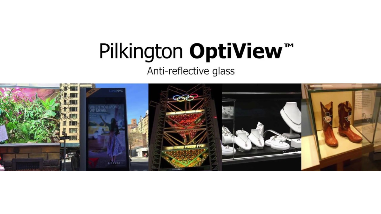Vetro OptiView- antiriflesso
