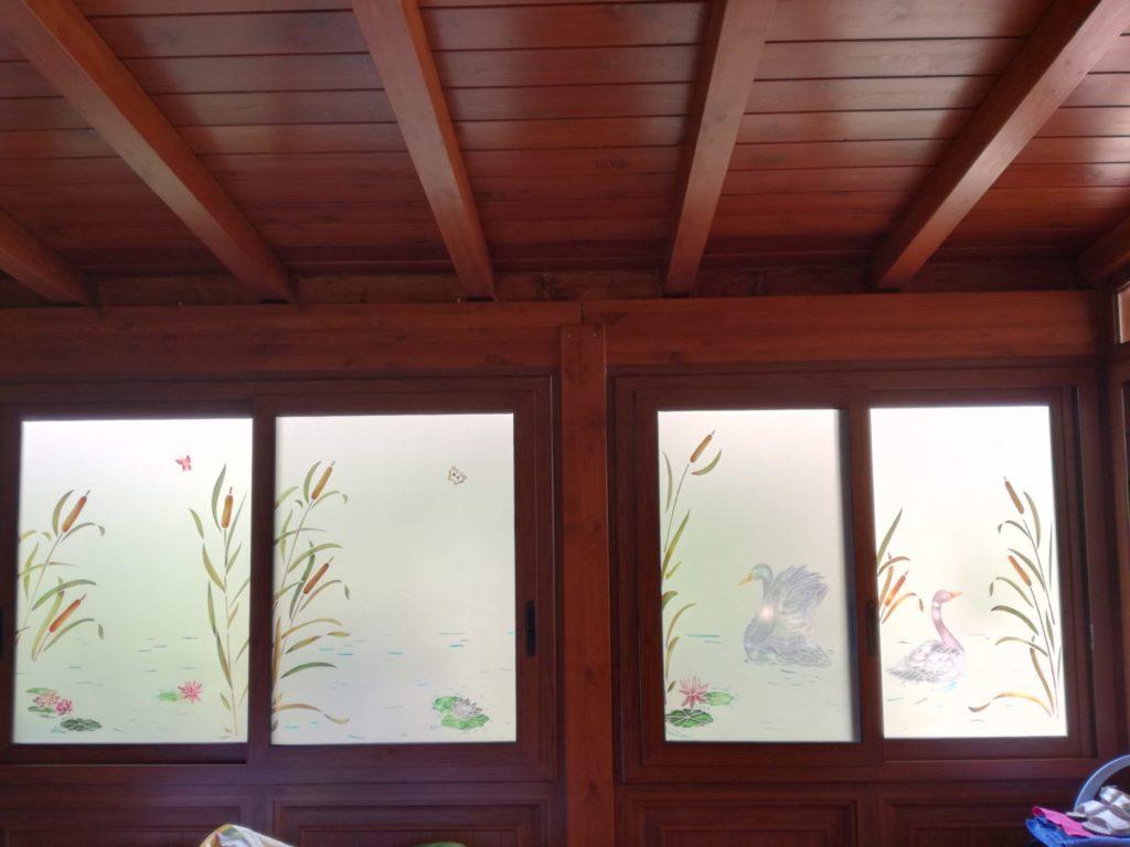 Vetricamera per veranda