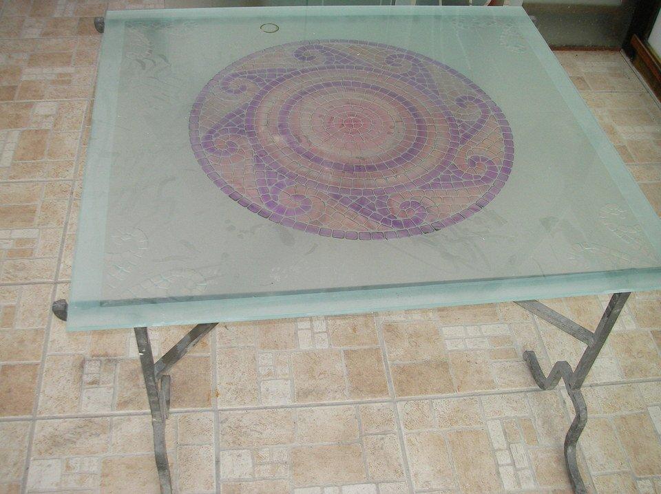 Vetro per tavolo
